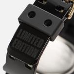 Мужские наручные часы CASIO G-SHOCK No Comply GA-710GB-1AER Black/Gold фото- 4