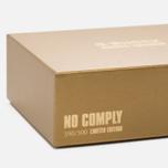 Мужские наручные часы CASIO G-SHOCK No Comply GA-710GB-1AER Black/Gold фото- 5