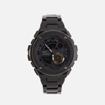 Мужские наручные часы CASIO G-SHOCK x Robert Geller G-STEEL GST-200RBG-1A Black фото- 0