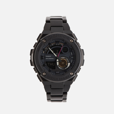 Мужские наручные часы CASIO G-SHOCK x Robert Geller G-STEEL GST-200RBG-1A Black