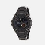 Мужские наручные часы CASIO G-SHOCK x Robert Geller G-STEEL GST-200RBG-1A Black фото- 1