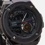 Мужские наручные часы CASIO G-SHOCK x Robert Geller G-STEEL GST-200RBG-1A Black фото- 2