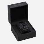 Мужские наручные часы CASIO G-SHOCK x Robert Geller G-STEEL GST-200RBG-1A Black фото- 4