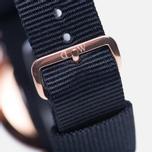 Мужские наручные часы Daniel Wellington Classic Black Cornwall Rose Gold фото- 3