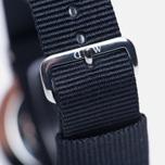 Мужские наручные часы Daniel Wellington Classic Black Cornwall Silver фото- 3