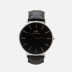 Наручные часы Daniel Wellington Classic Reading Black/Silver/Black