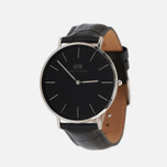 Мужские наручные часы Daniel Wellington Classic Black Reading Silver фото- 1