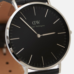 Мужские наручные часы Daniel Wellington Classic Black Reading Silver фото- 2