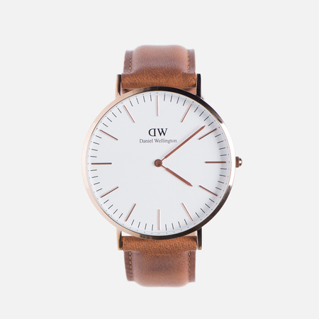 Мужские наручные часы Daniel Wellington Classic Durham Rose Gold