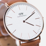 Мужские наручные часы Daniel Wellington Classic Durham Rose Gold фото- 2