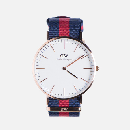 Мужские наручные часы Daniel Wellington Classic Oxford Rose Gold
