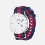 Мужские наручные часы Daniel Wellington Classic Oxford Rose Gold фото- 1