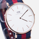 Мужские наручные часы Daniel Wellington Classic Oxford Rose Gold фото- 2