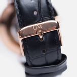 Мужские наручные часы Daniel Wellington Classic Black Reading Rose Gold фото- 3
