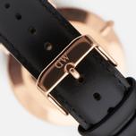 Мужские наручные часы Daniel Wellington Classic Black Sheffield Rose Gold фото- 3