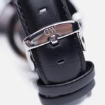 Мужские наручные часы Daniel Wellington Classic Black Sheffield Silver фото- 2