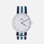 Наручные часы Daniel Wellington Nottingham Silver фото- 0
