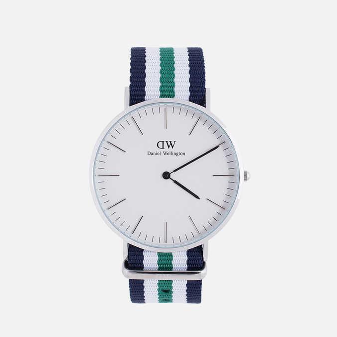 Наручные часы Daniel Wellington Nottingham Silver
