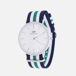 Наручные часы Daniel Wellington Nottingham Silver фото- 1