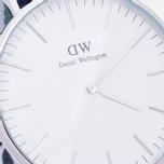 Наручные часы Daniel Wellington Nottingham Silver фото- 2