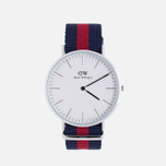 Наручные часы Daniel Wellington Oxford Silver фото- 0