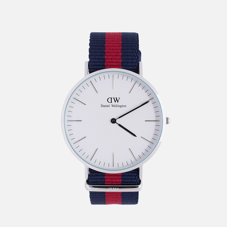 Наручные часы Daniel Wellington Oxford Silver