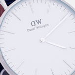 Наручные часы Daniel Wellington Oxford Silver фото- 2