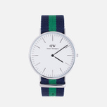 Наручные часы Daniel Wellington Warwick Silver фото- 0