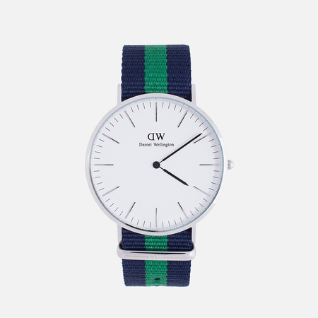 Наручные часы Daniel Wellington Warwick Silver