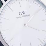 Наручные часы Daniel Wellington Warwick Silver фото- 2