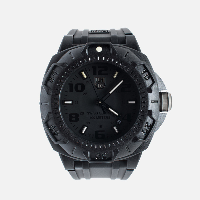 Luminox A.0201.BO Men's Watch Black