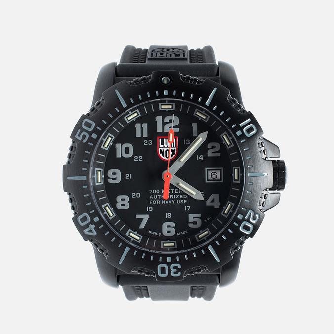 Мужские наручные часы Luminox Anu XS.4221.NV Black