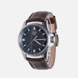 Мужские наручные часы Luminox Dress Field XL.1831 Silver/Brown фото- 1
