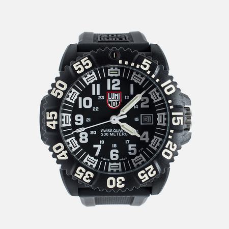 Luminox Evo A.3051 Men's Watch Black/White