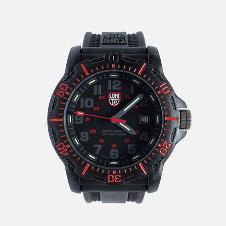 Luminox Evo A.8815 Men's Watch Black/Red