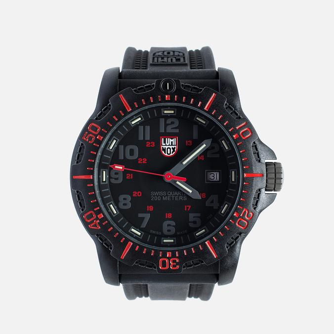 Мужские наручные часы Luminox Evo A.8815 Black/Red