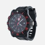 Мужские наручные часы Luminox Evo A.8815 Black/Red фото- 1