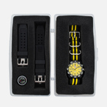 Мужские наручные часы Luminox Evo Scott Cassell XS.3955.SET Black/Yellow фото- 5