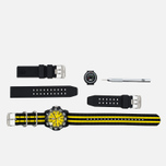 Мужские наручные часы Luminox Evo Scott Cassell XS.3955.SET Black/Yellow фото- 4