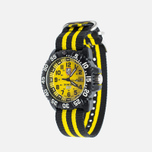 Мужские наручные часы Luminox Evo Scott Cassell XS.3955.SET Black/Yellow фото- 1