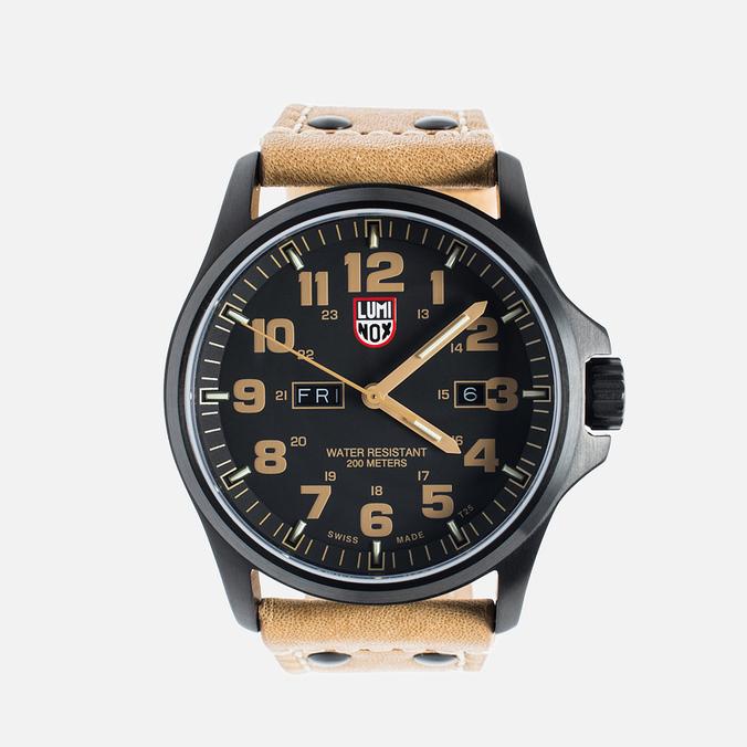 Мужские наручные часы Luminox Field XL.1925 Beige/Black