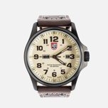 Мужские наручные часы Luminox Field XL.1927 Brown/Beige фото- 0