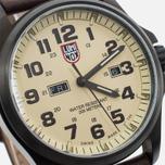 Мужские наручные часы Luminox Field XL.1927 Brown/Beige фото- 2