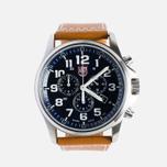 Мужские наручные часы Luminox Field XL.1944 Brown/Navy фото- 0