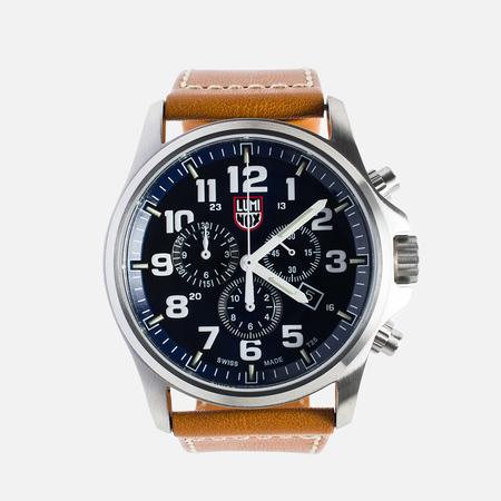 Мужские наручные часы Luminox Field XL.1944 Brown/Navy