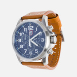 Мужские наручные часы Luminox Field XL.1944 Brown/Navy фото- 1