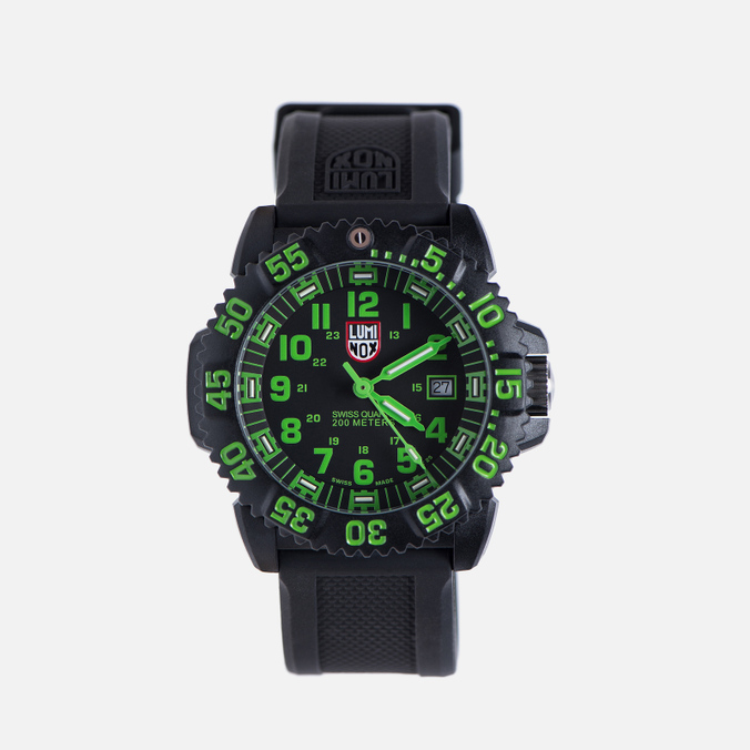Мужские наручные часы Luminox Navy Seal XS.3067 Black/Green