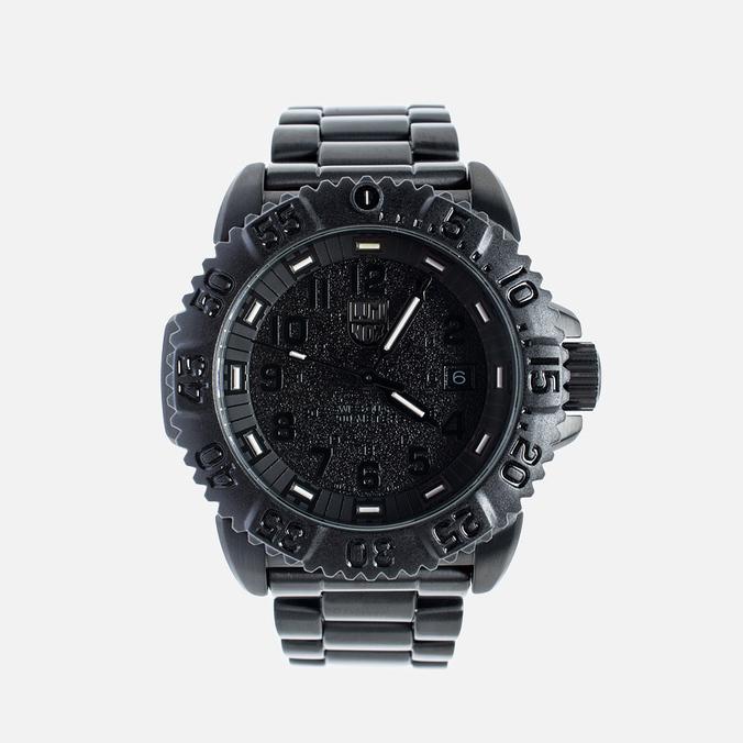 Мужские наручные часы Luminox Navy Seal XS.3152.BO.NV Black