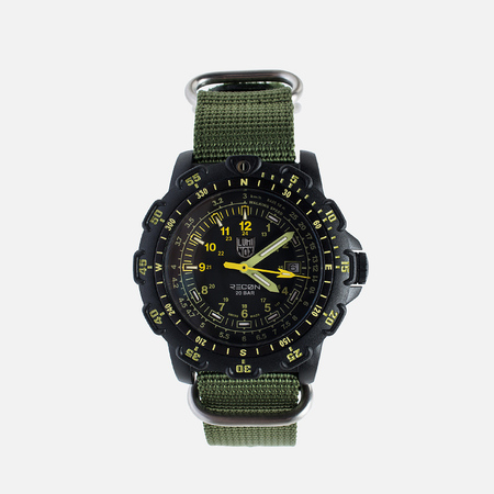 Мужские наручные часы Luminox Recon XL.8825.KM.GH Green/Black