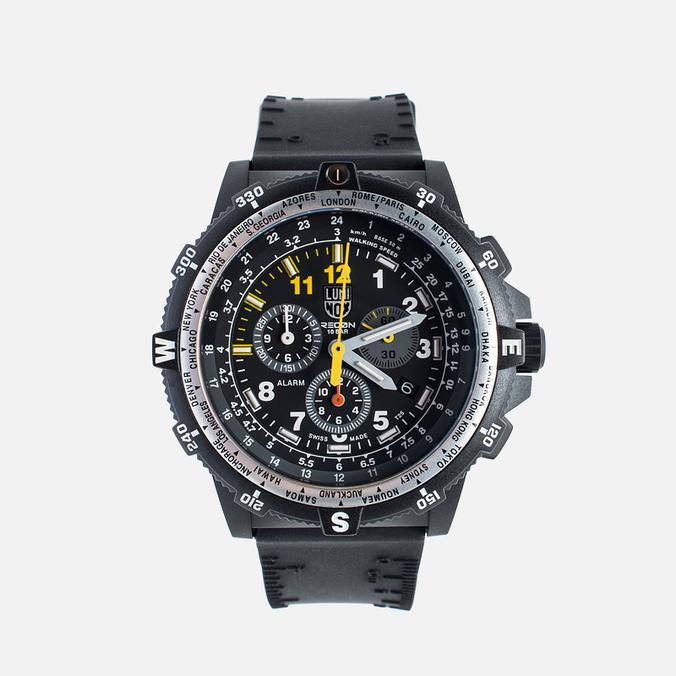 Мужские наручные часы Luminox Recon XL.8841.KM.SET Black